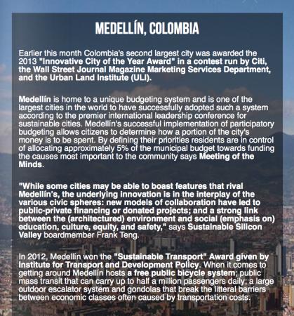 Medellin, Coumbia Photo by Jose Duque  Medellin, Colombia photo by Jose Duque