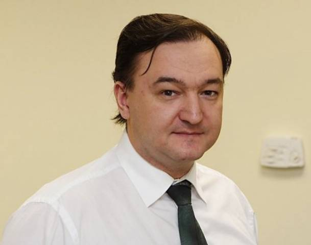 Photo from 2006 of Sergie Magnitsky provided by Hermitage Capital Managemen