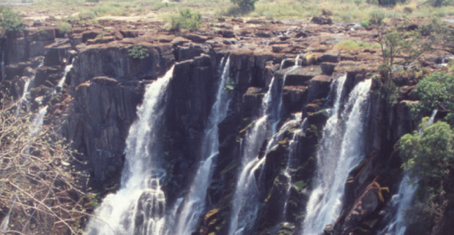 Photo: Zambia by Gerry Labrijn Zamia, Victoria Falls