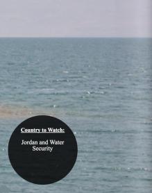 Photo: The Dead Sea, Jordan Bank by Jan Smith