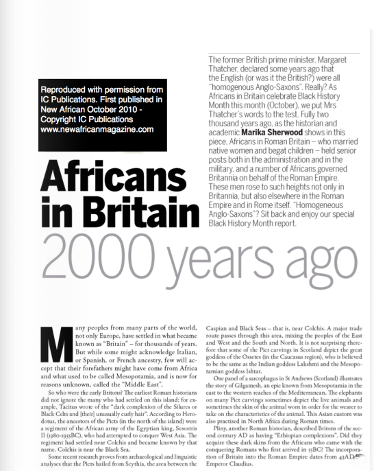 Reproduced with Permission from IC publications. First Published in New African October 2010-Copyright IC Publications www.newafricanmagazine.com