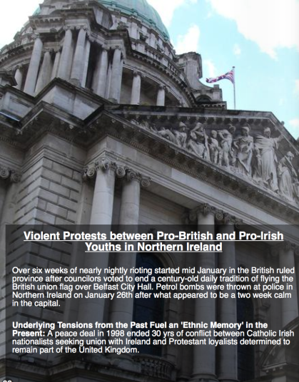 Photo of Belfast City Hall, Belfast, Northern Ireland via Lyn Gateley